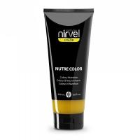 Nirvel Nutri Color Mask χρωμομάσκα χρώματος κίτρινο 200ml