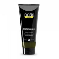 Nirvel Nutri Color χρωμαμάσκα χρώματος πράσινο 200ml