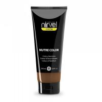 Nirvel Nutri Color Mask χρωμομάσκα χρώματος χάλκινο 200ml