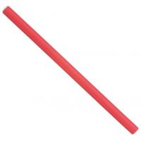 Eurostil Ρόλλεϋ Flex Κόκκινο 12 τεμάχια 25 cm x 1,2 cm