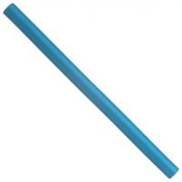 Eurostil Ρόλλεϋ Flex Λεπτό Μπλε 12 τεμάχια 25 cm x 1,4 cm