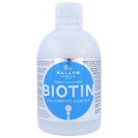 Kallos Biotin Beautifying Shampoo 1000ml για Αδύναμα, Λεπτά και Θαμπά μαλλιά