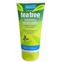 Beauty Formulas καθαριστικό προσώπου 150ml με Tea Tree Oil & σαλικυλικό οξύ - Για όλους τους τύπους επιδερμίδας