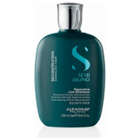 Alfaparf Semi di Lino Reparative shampoo 250ml για αναδόμηση κατεστραμμένων μαλλιών