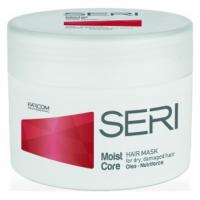Farcom Professional Seri Moist Core Μάσκα 300ml για Ξηρά, Ταλαιπωρημένα και Θαμπά μαλλιά