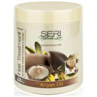 Farcom Professional Seri Ηair Treatment Mε Argan Oil 1000ml Για Ταλαιπωρημένα και Θαμπά Μαλλιά
