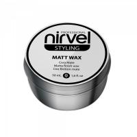 Nirvel Matt Wax κερί διαμόρφωσης 50ml