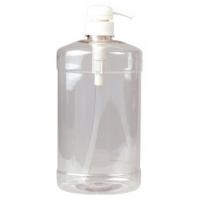 Φιάλη κενή για σαμπουάν-σαπούνι-μαλακτική 750ml