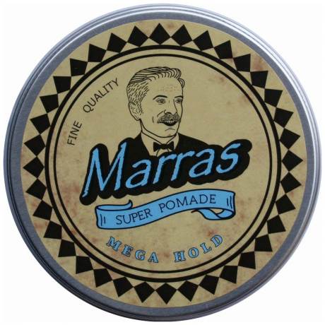 MARRAS Super Pomade 100gr για extra δυνατό κράτημα και λάμψη