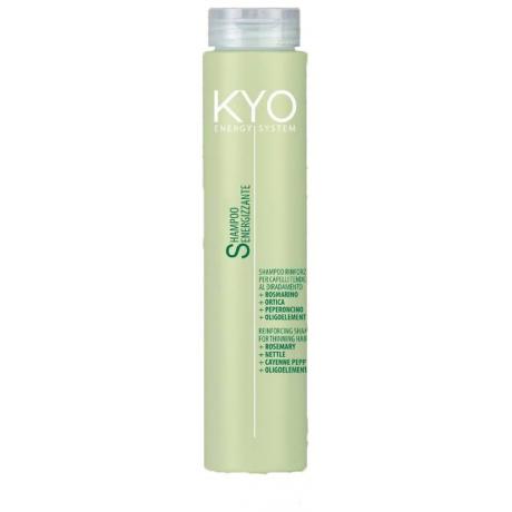 Kyo Energy System Shampoo για Τριχόπτωση 250ml με τσουκνίδα