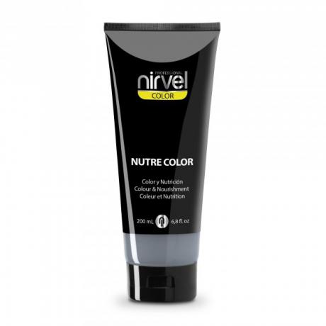 Nirvel Nutri Color Mask χρωμομάσκα χρώματος ασημί 200ml