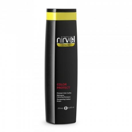 Nirvel Color Protect shampoo Κόκκινο 250ml